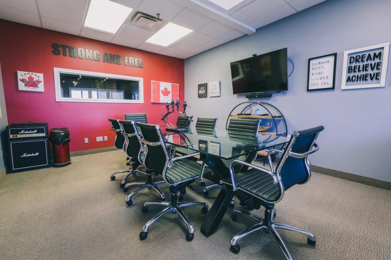 Faktori boardroom